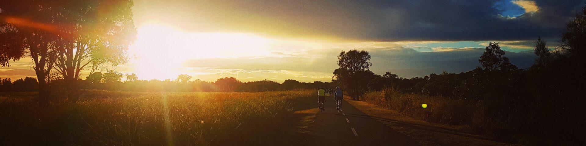 Nundah Cycleway Sunrise
